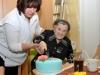 Oslava 101. narozenin v DPS Pilníkov