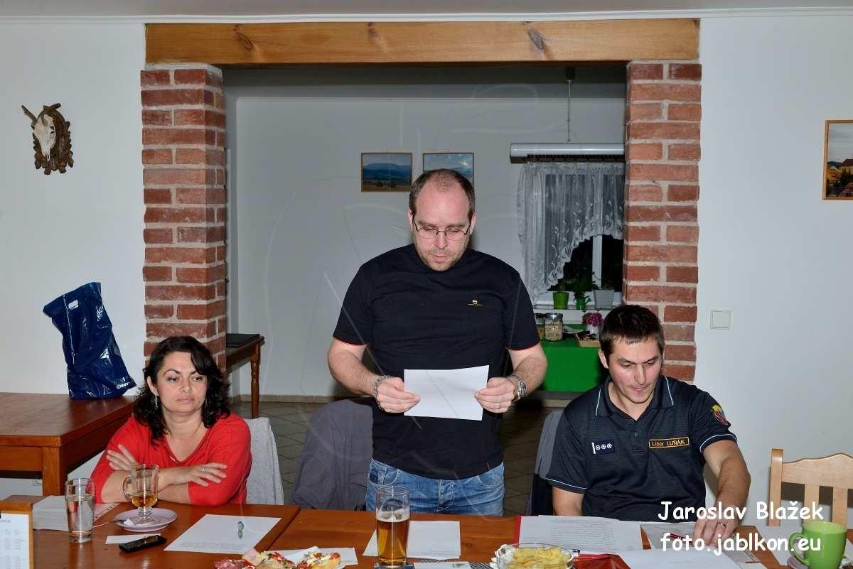 Výroční schůze SDH Pilníkov