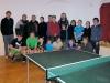 Účastníci mládežnického turnaje 2015