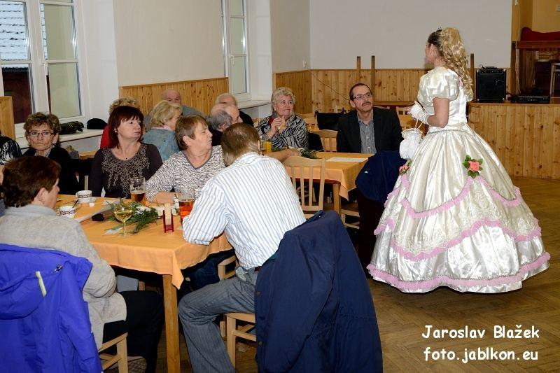 Tradiční posezení se seniory